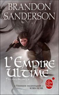 L'Empire Ultime (Fils-des-brumes tome 1 - Brandon Sanderson)
