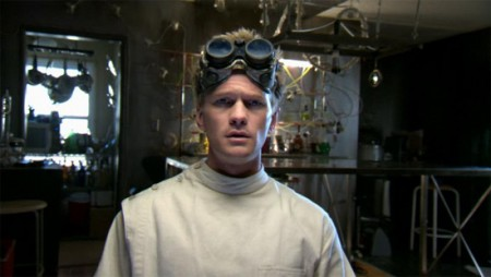 Billy as Dr Horrible (Neil Patrick Harris)