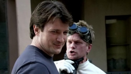 Captain Hammer (Nathan Fillion)
